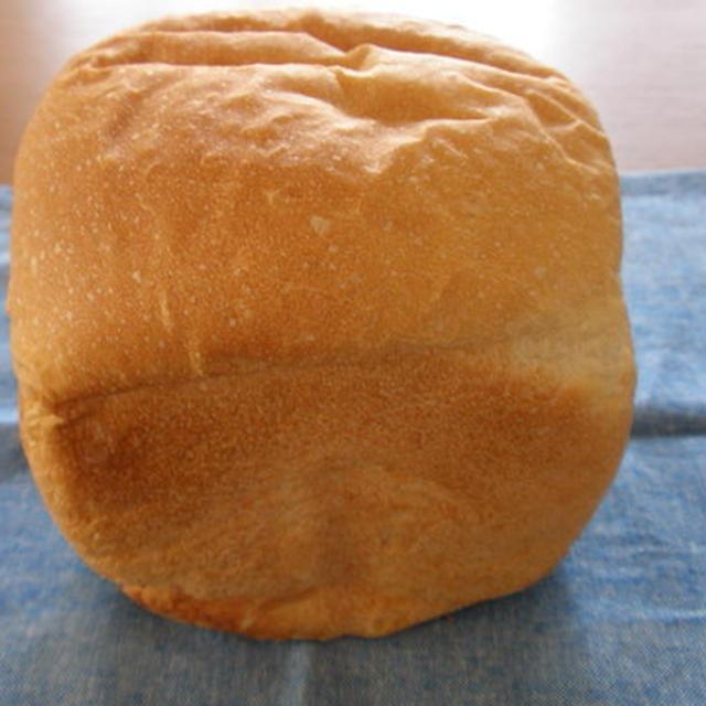 HBで基本のふわふわ食パン