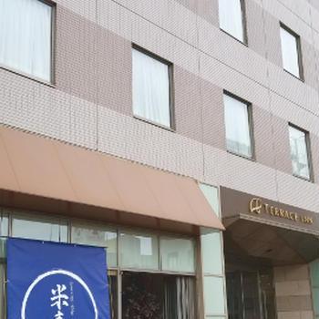 勝田のホテル