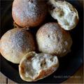 ごはんと麴の酵母(酒種) 胡桃パン