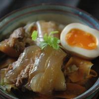 【圧力鍋で作る】 風味豊かな軟骨ソーキ
