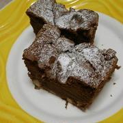 簡単にできるガトーショコラ ・ 超クリーミーなケーキに出来ました