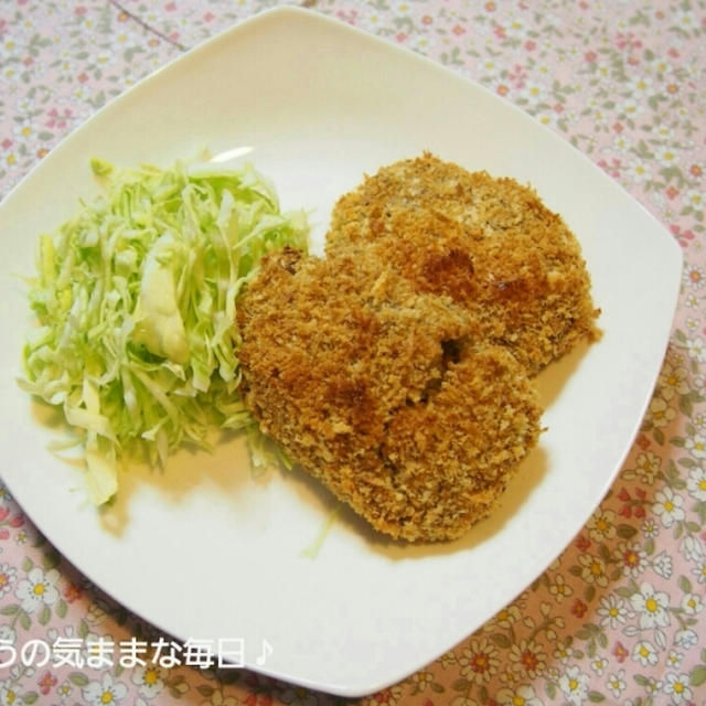 ポテトコロッケと今日のお弁当☆