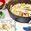 なまら美味しい【鮭のちゃんちゃん焼き・小悪魔おにぎりダイエット】 by HiroMaruさん