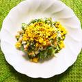 胡瓜と卵のマヨサラダ