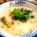 中華粥ランチ