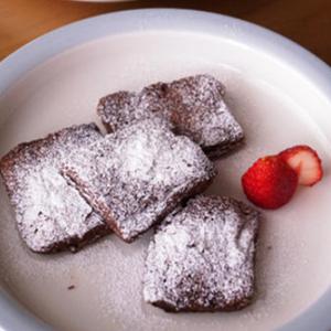 ワンランクアップのおいしさ!ココアが香るフレンチトーストレシピ
