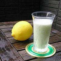 #チリ産レモン でゴーヤとレモンのさっぱりスムージー♪ #ゴーヤ #スムージー