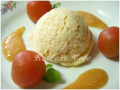 トマトのデザート②