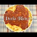 ミラノ風ドリア(簡単ミートドリア)| 海外向け日本の家庭料理動画 | OCHIKERON by オチケロンさん