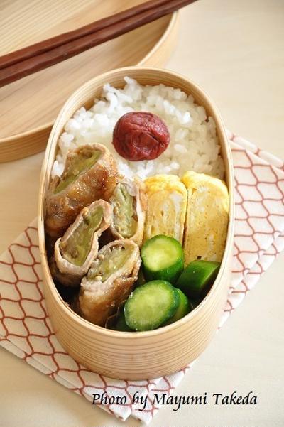 【ラクうま弁当】万能調味料「めんつゆ」で時短&楽チン♡秋のラクうま弁当