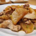 こっくり♥大根と豚バラ肉の照り煮