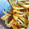 ポリポリ系おつまみ♪ごぼうのリボンチップス(ハーブ味)