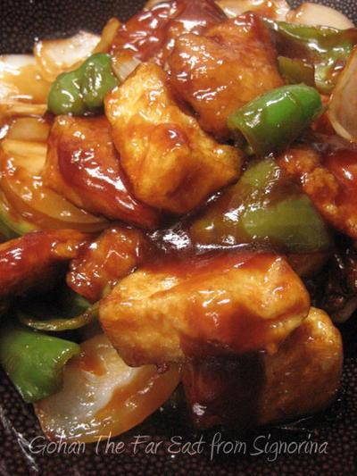 レシピ☆ 豆腐入りで甘酢さっぱり酢鶏
