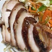 鶏むね肉のエスニック醤油