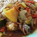 酵素玄米(寝かせ玄米)に挑戦 ~ カレー酵素玄米