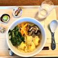 ミシュラン星つき中華のラーメンは身目麗しい五色麺 広尾「はしづめ」