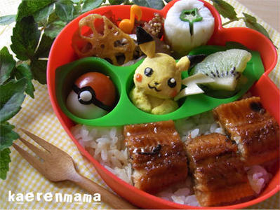 【キャラ弁】簡単ポケモンお弁当レシピ5種類!作り方・時短のコツ紹介の画像3