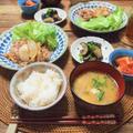 【副菜レシピあり】ナスのさっぱり煮