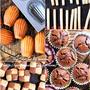 自主的焼き菓子セット、そして、伸び放題のオレガノ