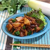 【レシピ】ご飯がススムお手軽中華♪大根の回鍋肉♡ と 母の日の次は…。