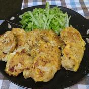 鶏むね肉のスパイスピカタ