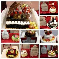 西武池袋本店「クリスマスケーキお披露目試食会」2012