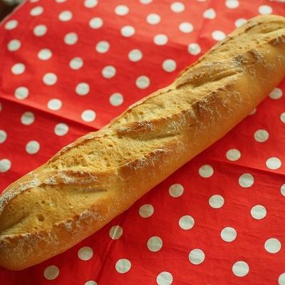 捏ねないパン! ソフトフランスパン
