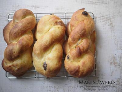 アマンドレザンのパン