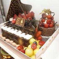 西武池袋本店◆クリスマスケーキお披露目試食会④◆5,250円以上のケーキ達