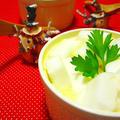 ふわふわ綿雪の茶碗蒸し♪ by みぃさん