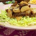 *【recipe】牛こまと長芋の甘辛とろみ炒め*