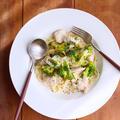 春休みご飯!第一弾!鶏胸肉とブロッコリーのクリームパスタ!