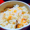 精進料理⑨ 飯子(ハンツゥ)ご飯物