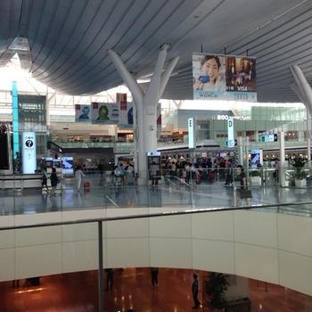 カナダ短期留学 東京国際空港(羽田)