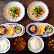 つい最近知った大阪産(おおさかもん)☆豆苗と豚肉炒め♪☆♪☆♪