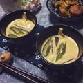 料理教室☆きまぐれランチ♪2017.3~中華風茶碗蒸し~