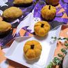 りんご入りスイートかぼちゃとスイートポテト