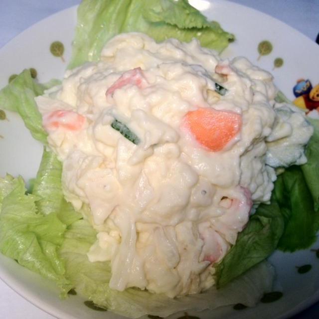 ヘルシーで美味しいポテトサラダのレシピ