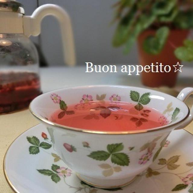 五味子茶(オミジャ茶)