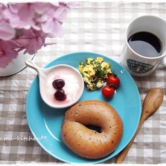 朝ごパンイロイロ♪