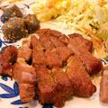 【味噌焼き豚レシピ】漬け込んでトースターで焼くだけ簡単!