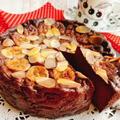 【寒天ケーキ】チョコなしチョコチーズケーキ(動画レシピ)/Chocolate cheesecake with Agar.