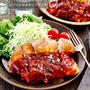 【レシピ】ソースが美味しい♪ ガーリックチキンステーキ #鶏肉のくさみ消し
