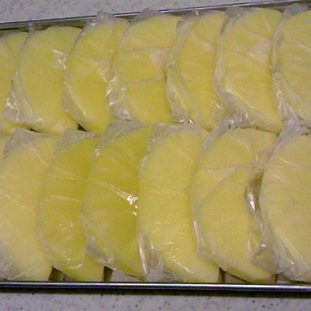 パイナップルアイス