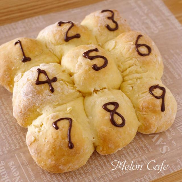ホットケーキミックス(HM)でつくる、簡単豆乳ちぎりパン&「くらしのアンテナ」御礼♪