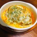 チーズが延びる〜・ロールキャベツDEチーズグラタン
