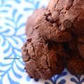 全粒粉黒糖クッキー
