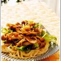 常備菜と素麺 by PROUDさん