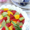 フルーツが'香る❁基本のショートケーキ