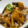 【ピクルス液を使った】カボチャのトロ〜リ餡かけ[ピクルス食べ方レシピ]